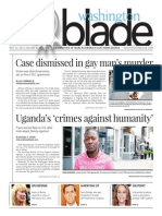 Washingtonblade.com, Volume 45, Issue 18, May 2, 2014