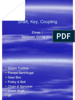 Elmes1 Shaft Key Coupling