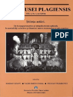 Acta Musei Plagiensis No. 1, An I, (2014)