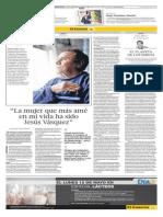 El Comercio - Posdata. Augusto Polo Campos