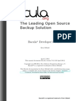 Bacula for Developers