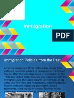 immigration - google slides