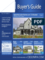 Coldwell Banker Olympia Real Estate Buyers Guide May 3rd 2014