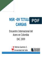 Cargas - Patricia Guerrero