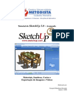 Apostila - Sketchup 5 - Avançado - Portugues
