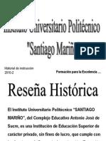 Mision y Vision Del Instituto
