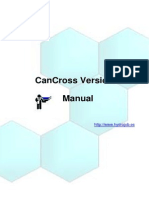 Manual CanCross