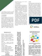 Convite Folder Seminário Oficial PDF