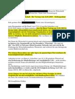 Scientology Österreich - Mail Unterwanderung Wirtschaft 3