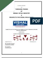 Pushpesh Report