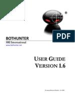 BotHunter UserManual 1.6