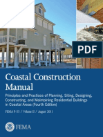 FEMA Coastal Construction Manual