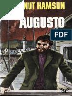 Hamsun, Knut - [Trilogia Augusto 02] Augusto [15115] (r1.0)