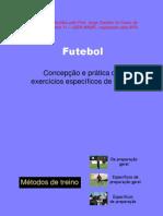 Exercícios de Treino - Jorge Castelo