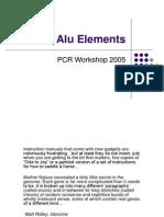Alu Elements 05