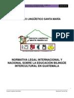 Leyes de Educacion Bilingue Intercultural en Guatemala