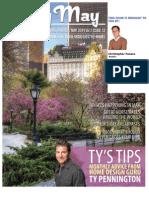 Enjoy Magazine Christopher Fanara- May Issue