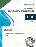 Taqueometria