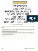 Tratados de Direitos Humanos