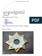 Robin Star by Maria Sina...- Diagram _ Go Origami!