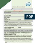formato sistematizacin de experiencias 2