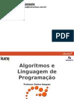FP - Aula 01 - Ementa_Plano - Introdução à Algoritmos