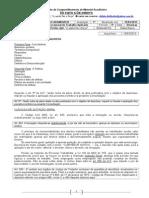 Processo Do Trabalho Aplicado- Defato&Dedireito - AV1- Defato&Dedireito