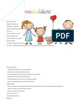Proiect Didactic La Educatie Civica