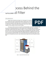 the process behind the biosand filter