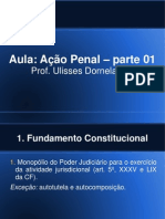 Direito Processual Penal 1