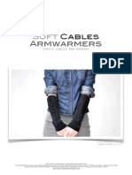 Soft Cables Armwarmers