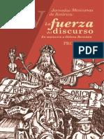 Programa IV Jornadas Mexicanas de Retórica