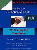 Negotiation Skills1