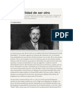 Diego Erlan - La Posibilidad de Ser Otro.
