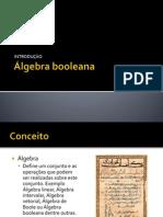 1Algebra booleana