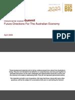 Australia 2020 Summit