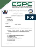 Informe C Magnetico Maquinas E