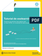 Tutorial Exelearning