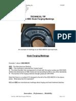 Tech Tip - HBC Hook Forgings 050407