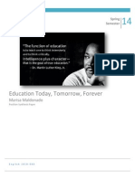 education today tomorrow forever-english 1010