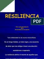 Clase Resiliencia 2014 Alumnos