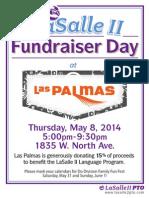 Fundraiser Day at LasPalmas