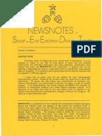 SEEP Vol.2 No.1 March 1982