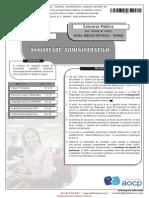 Prova_assistente 2013 1