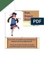 Rum Runner Game Rules