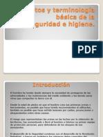 Conceptos y Terminología Básica de La