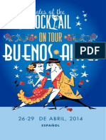 TOTCBSA2014 ProgramWebstie Spanish