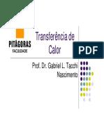 Aula 01 - Transf Calor 2012 02