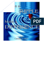 Make a Ripple Make a Difference eBook CL1