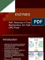 Dasar-Dasar Bioproses - Enzyme (Week 5)